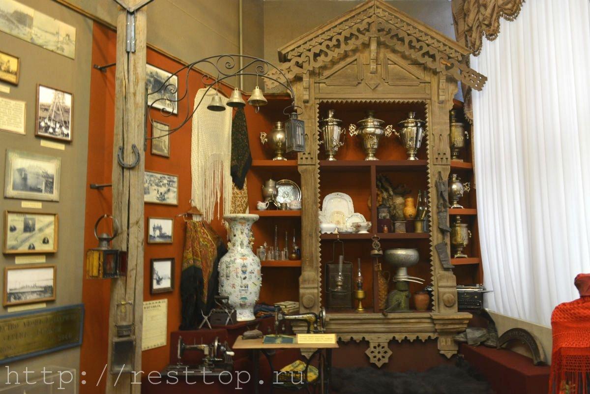 Дальневосточный музей Гродекова Хабаровск старый корпус-6