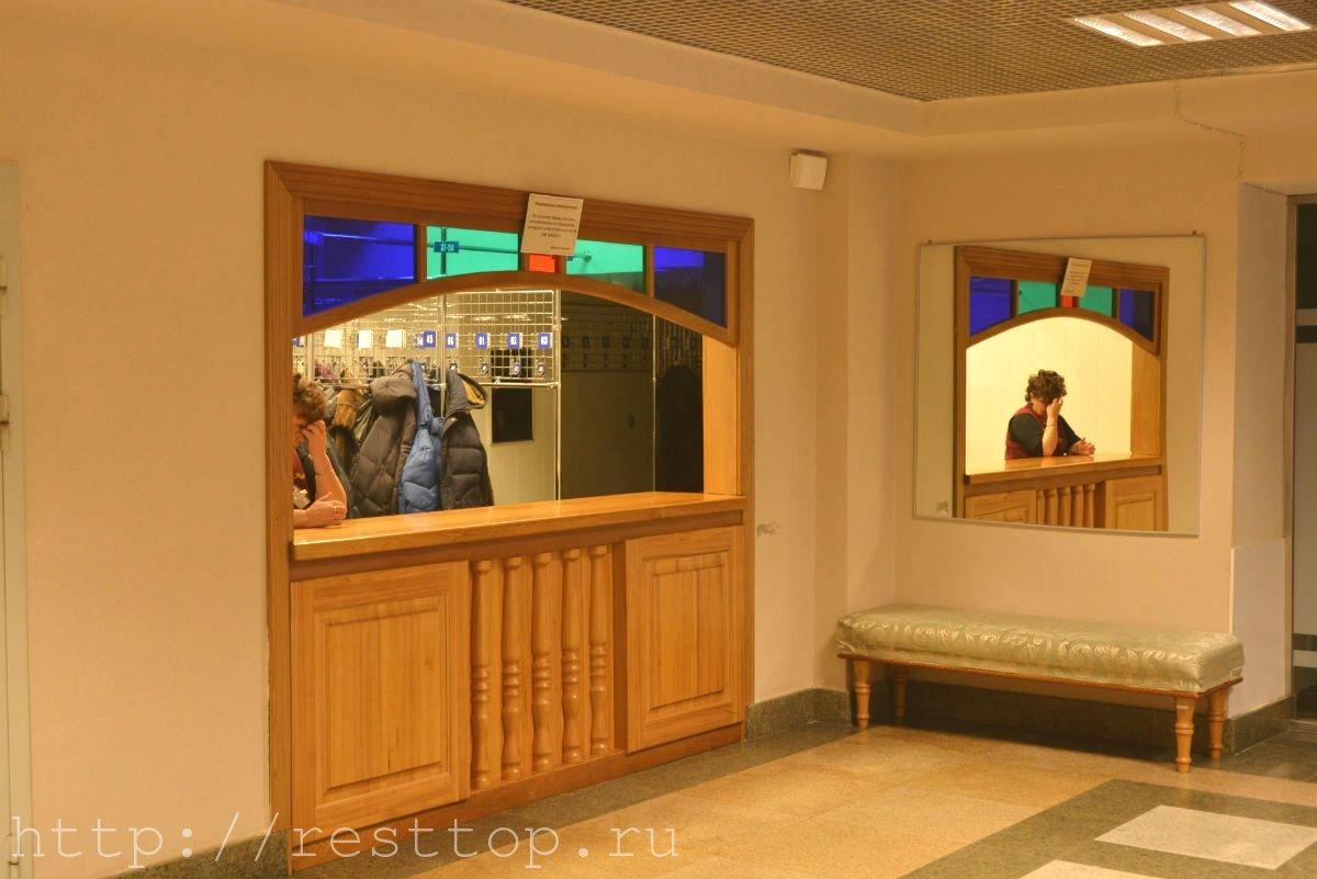 гардероб музей Гродекова Хабаровск