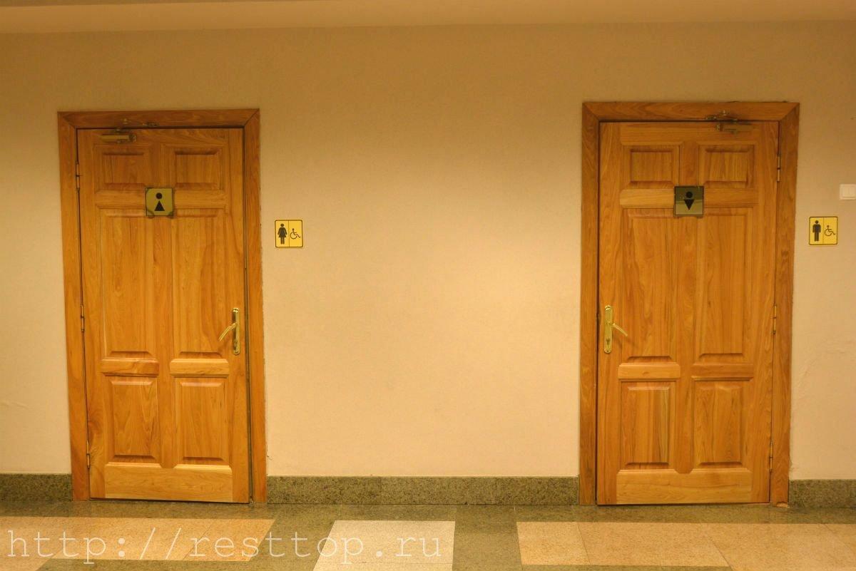 туалет музей Гродекова Хабаровск