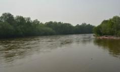 Рыбалка в мае - река Хор (3-й сплавной участок)