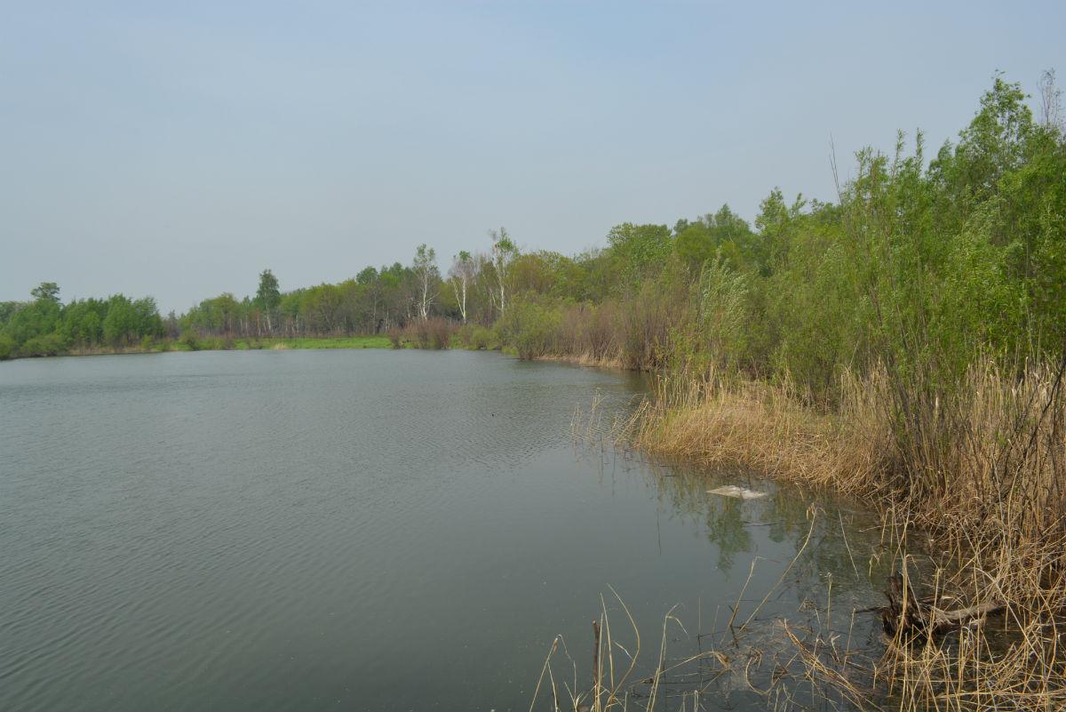 рыбалка в мае хор-21