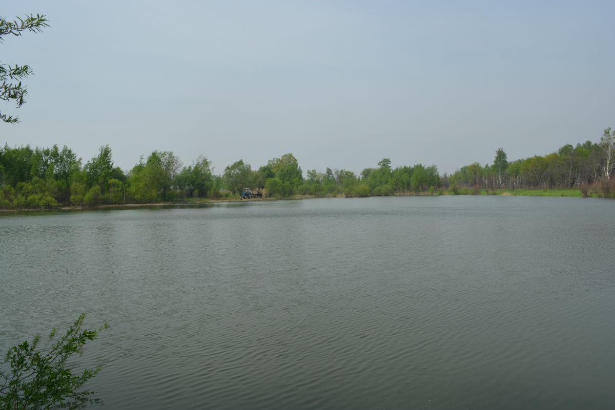 рыбалка в мае хор-22