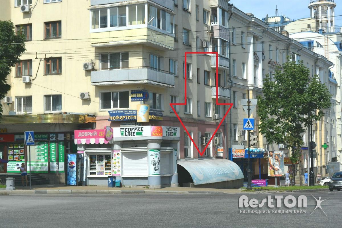 общественный туалет калинина хабаровск
