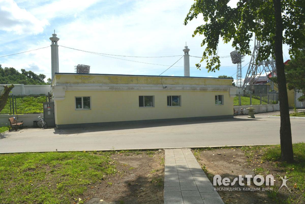общественный туалет стадион ленина хабаровск