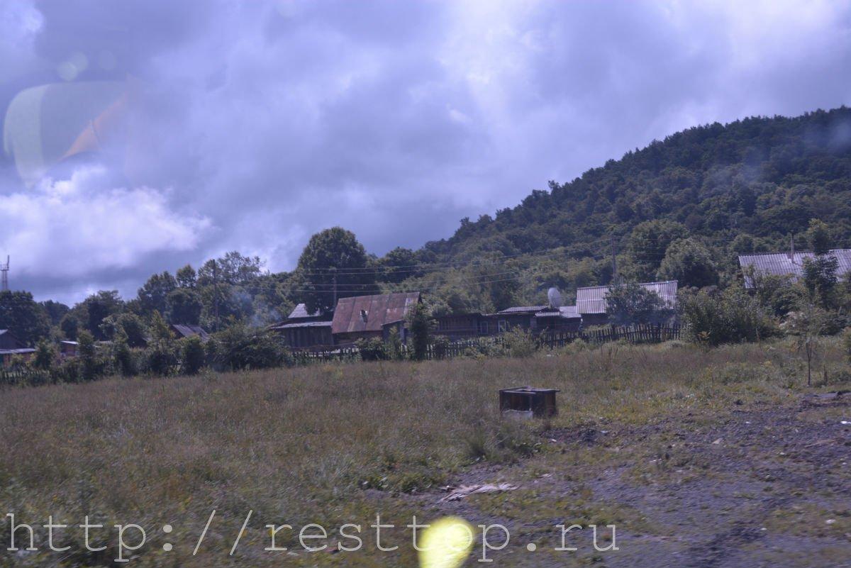 поселок Золотой Хабаровский край центр
