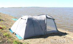 Отзыв-обзор 4-хместной кемпинговой палатки Jovial 2056/С2502 (CampSports)