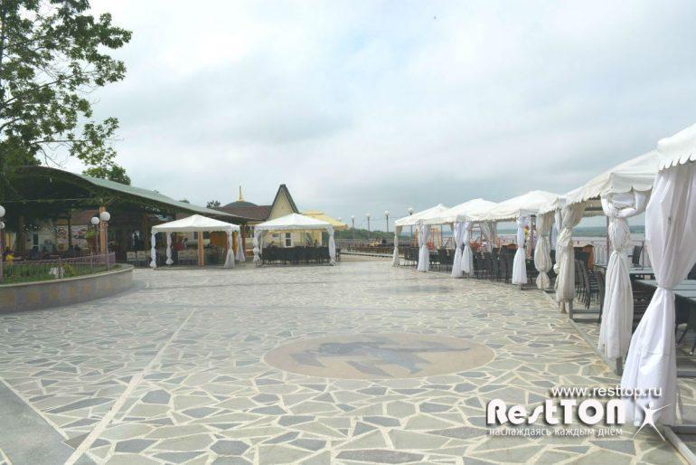 площадь ривьера парка хабаровск