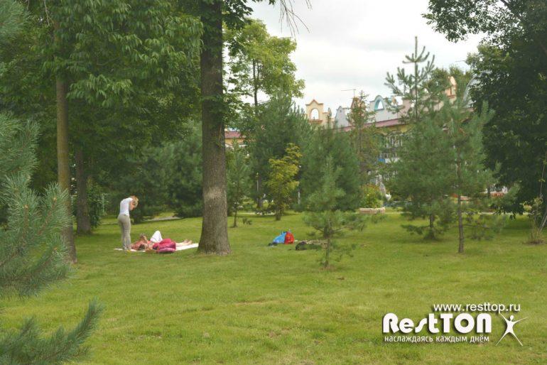 фотосессии ривьера парк заимка хабаровск