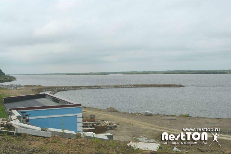 строительство заимка хабаровск ривьера парк