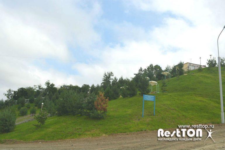тихое место на ривьера парк хабаровск