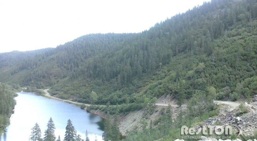 Мое первое впечатление от озера Амут (Хабаровский край)