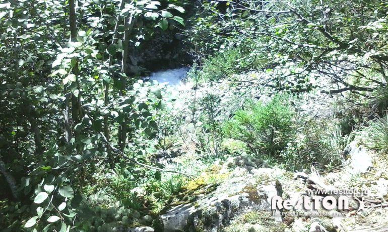 река озера Амут фото