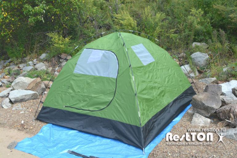 внутренняя комплект палатка Traveltop CT-2316
