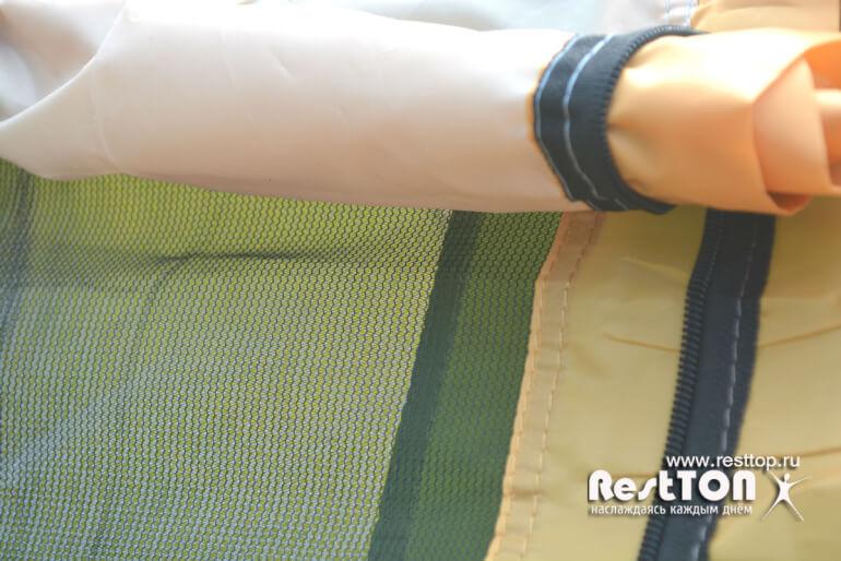 москитная сетка тент недорогая палатка Traveltop CT-2316