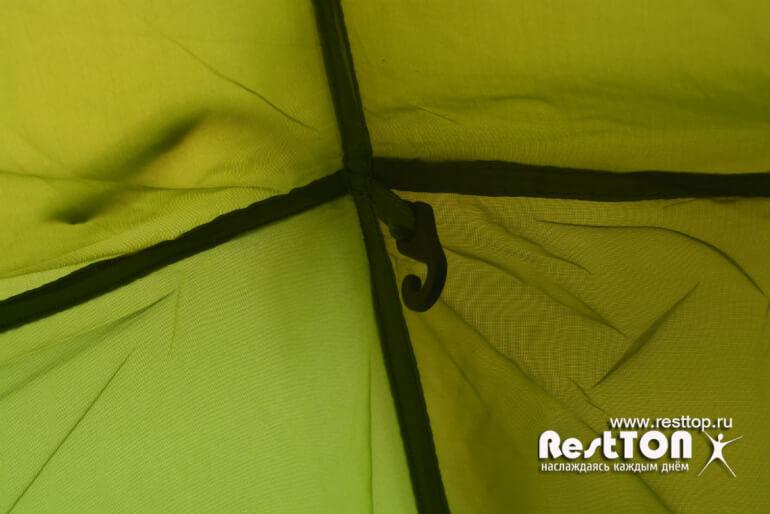крючок под лампу палатки 4 местные недорогие Traveltop CT-2316