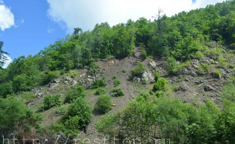 Поездка в поселок Золотой (Хабаровский край)