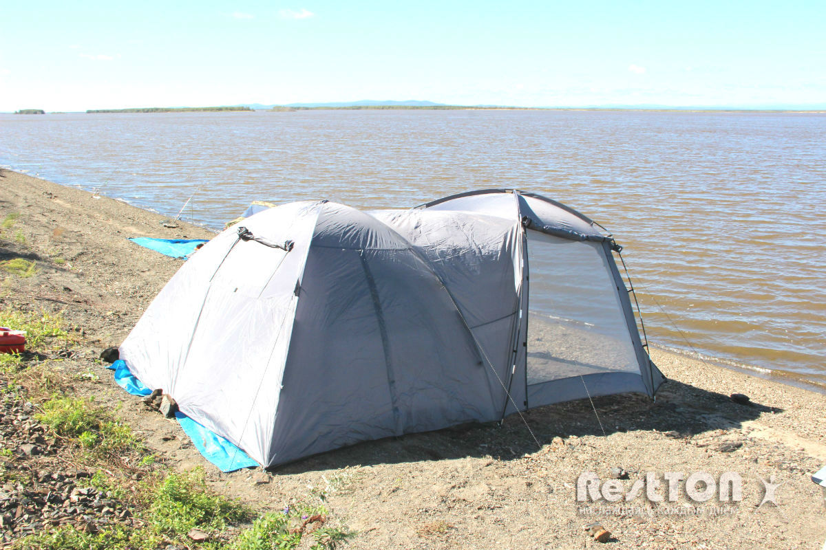отзыв палатка шатер Jovial 2056